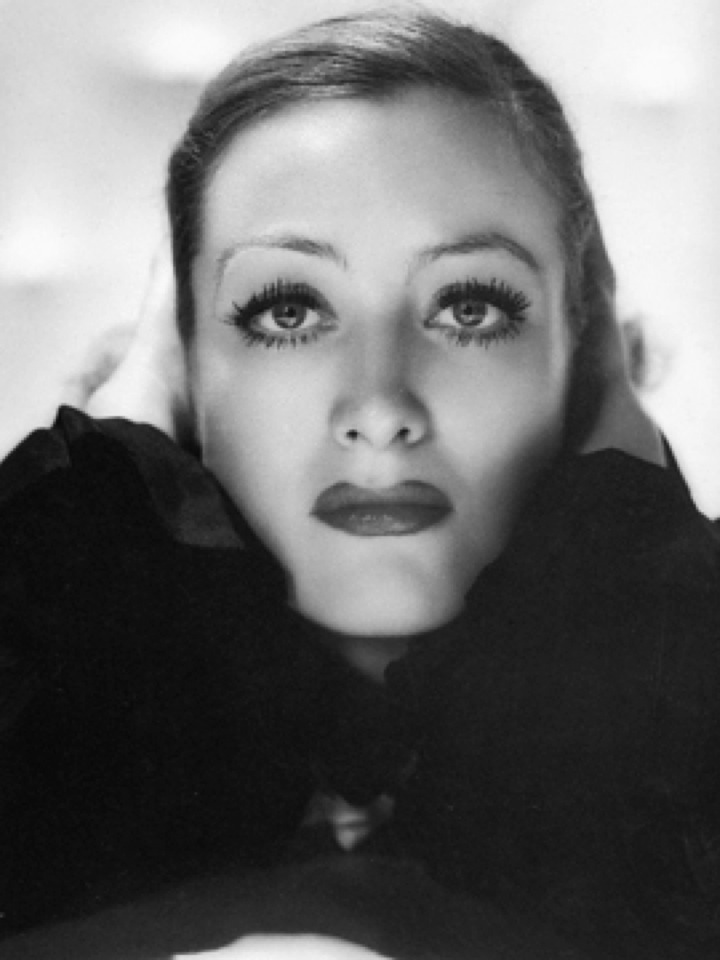Joan crawford roxy vintage style for The crawford