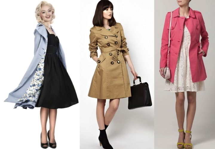 Vintage Essentials No 7 The Trench Coat Roxy Vintage Style